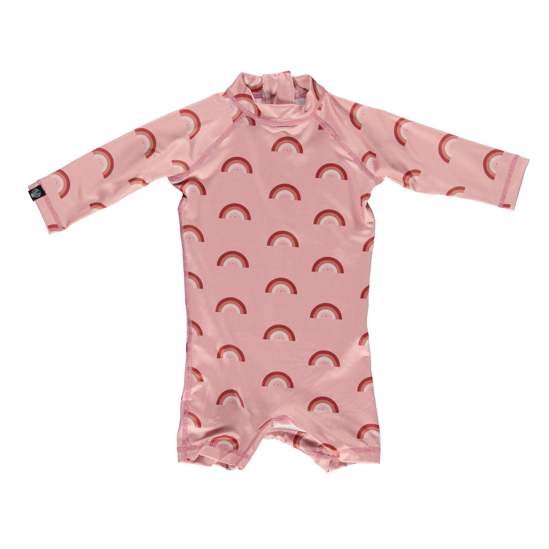 PINK RAINBOW BABYSUIT-1