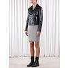 RINO & PELLE Rino & Pelle Ghost Short Leather Jacket Black