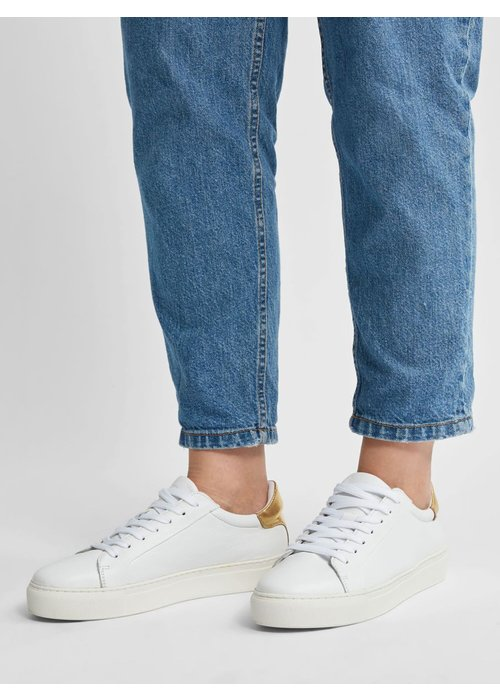 SELECTED FEMME Selected Femme Contrast Heel Trainers