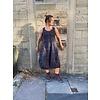 RUNDHOLZ BLACK LABEL Rundholz Black Label Tartan Sleeveless Dress