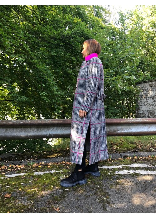 VILAGALLO Vilagallo Alexandra Wool Coat