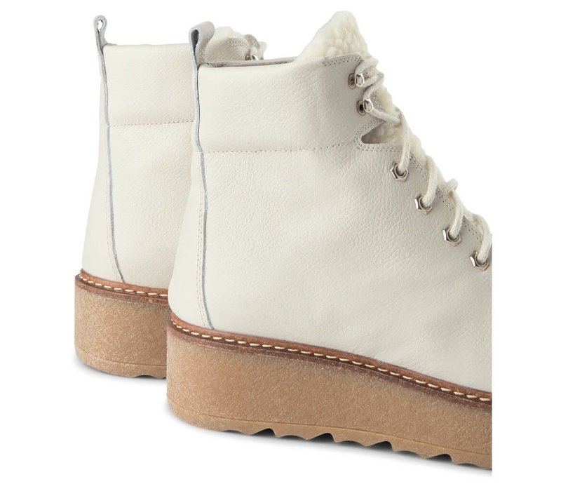 Shoe The Bear Bex Leather Hiking Boots
