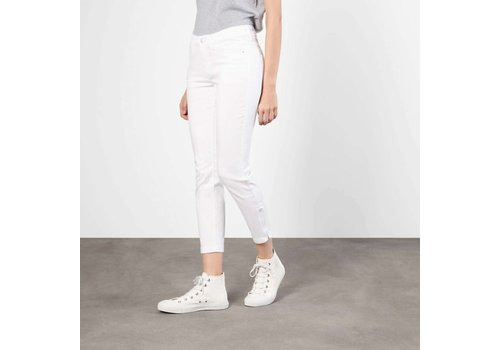 MAC MAC Dream Chic Cropped Zip Jeans
