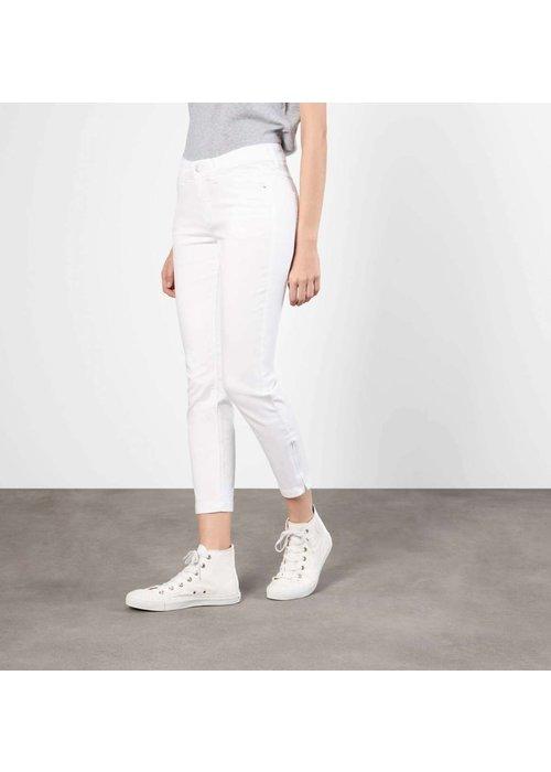 MAC MAC Dream Chic Cropped Zip Jeans