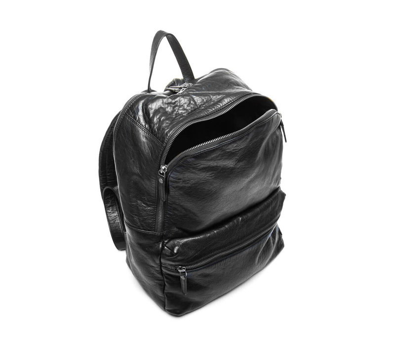 Depeche Leather Backpack