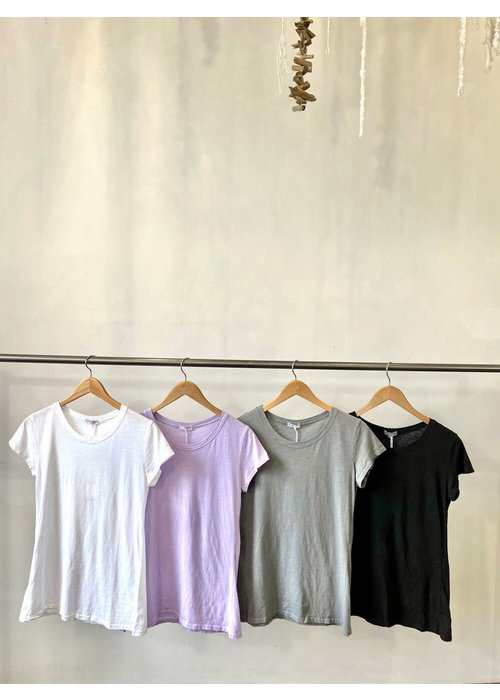 SUZY D Suzy D Round Neck T-Shirt