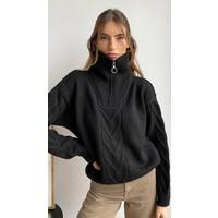Charli Ada Zip Sweater
