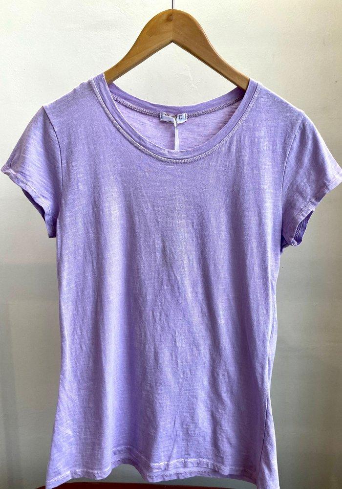 Suzy D Round Neck T-Shirt