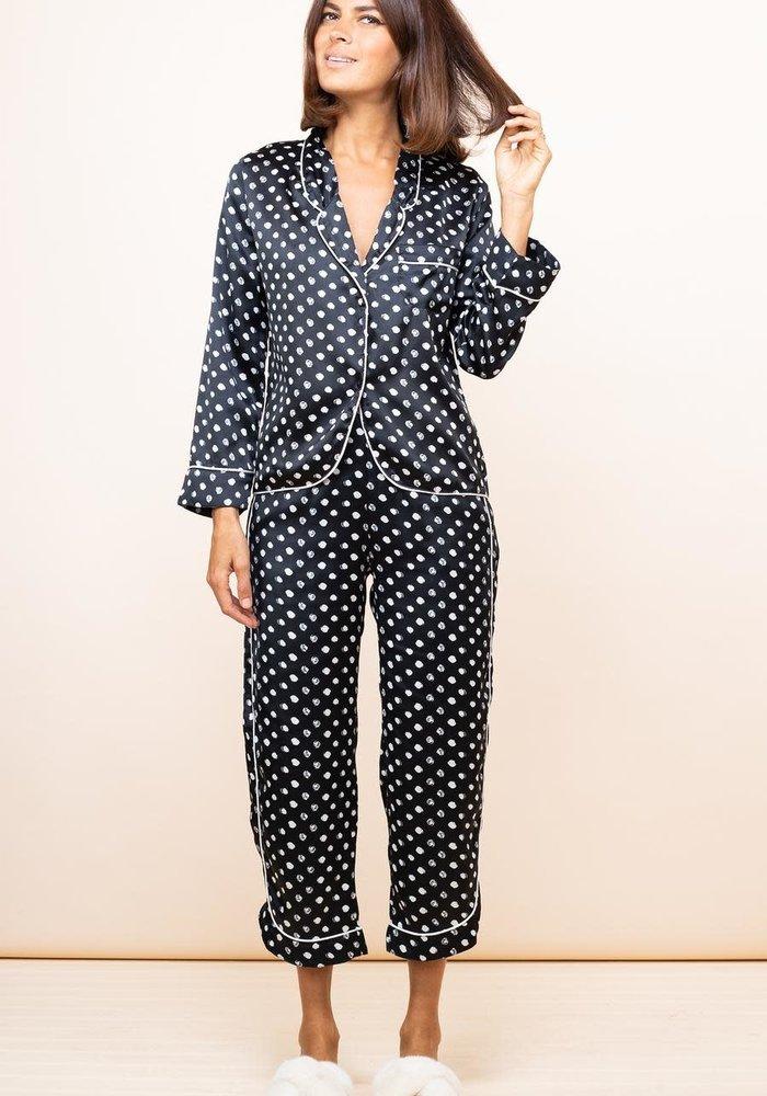 Dancing Leopard Enya Pyjamas