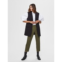 Selected Femme Long Relaxed Fit Waistcoat
