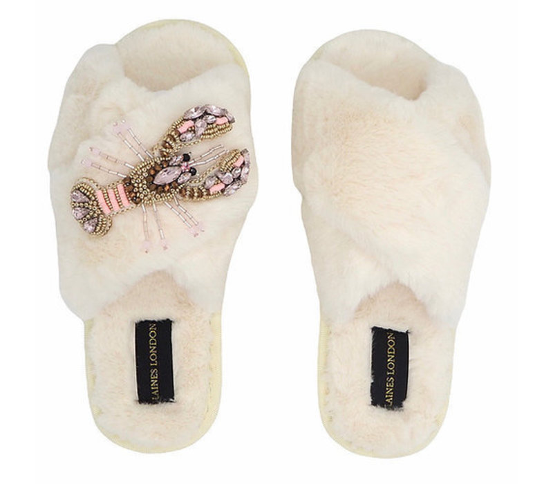 Laines London Lobster Slippers