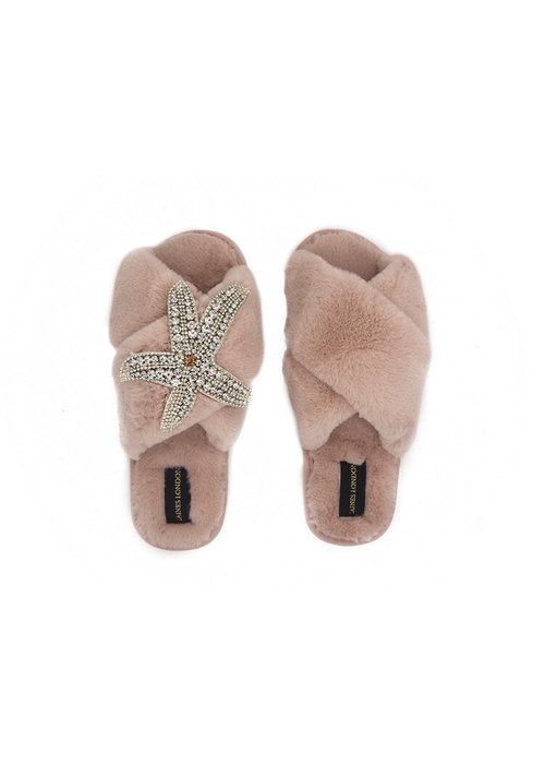 LAINES Laines London Starfish Slippers