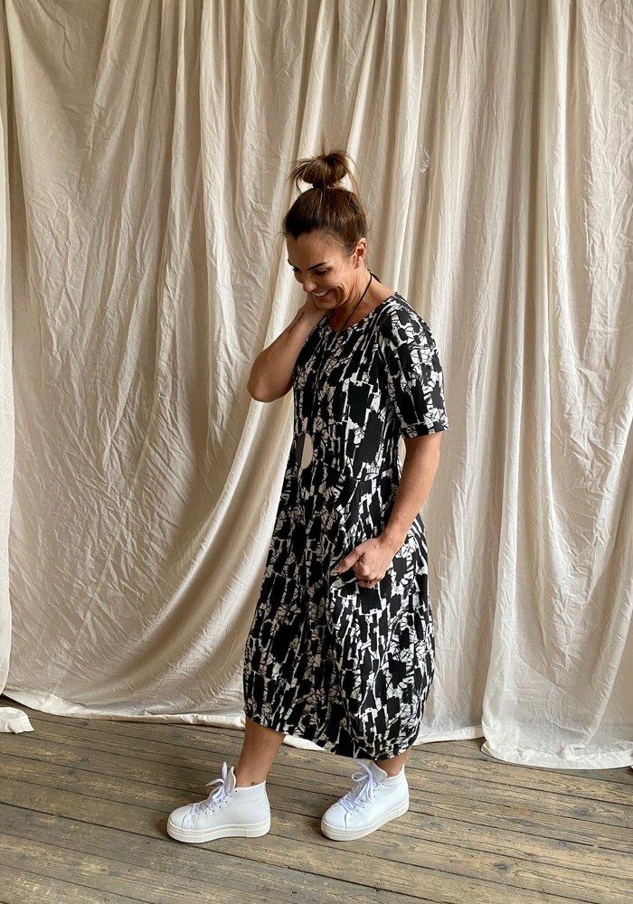 Mama B Dogliani Printed Dress