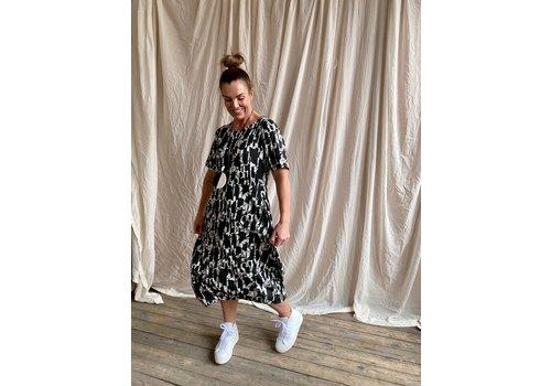 MAMA B Mama B Dogliani Printed Dress