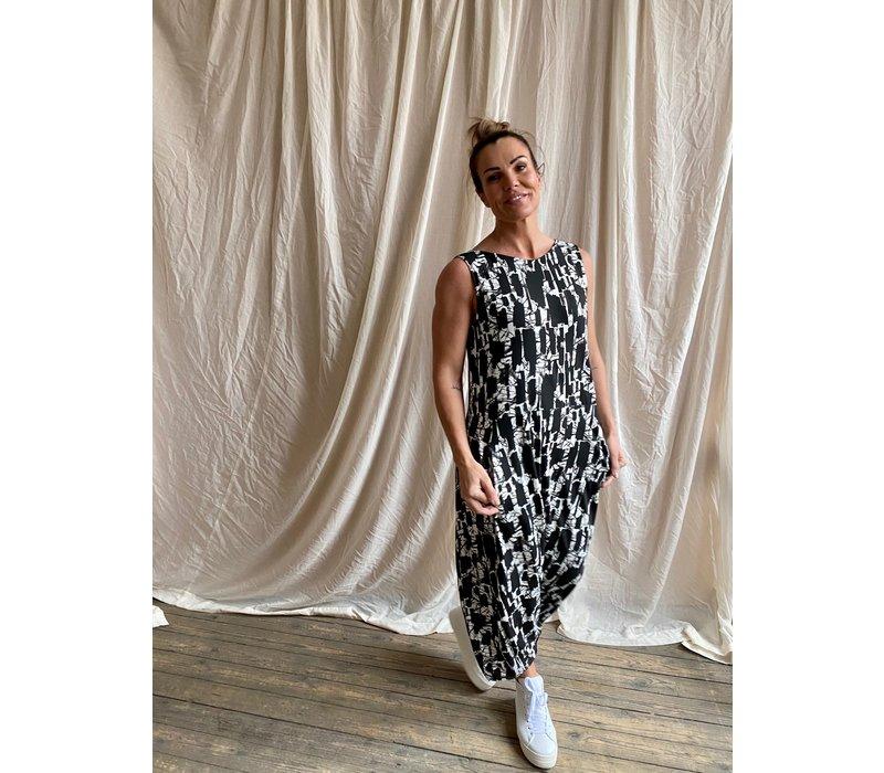 Mama B Ios Printed Jumpsuit