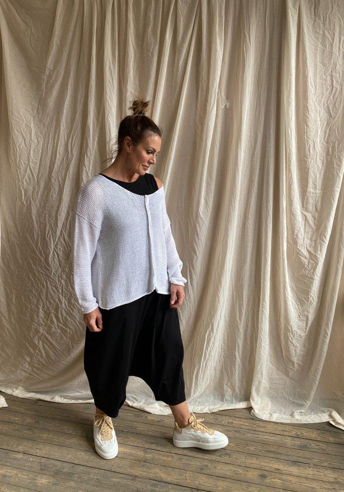 Elli Oversized Knit Jumper