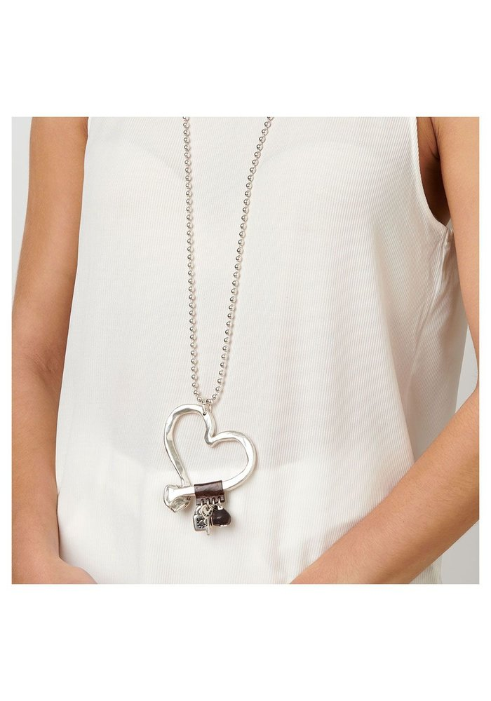 "Uno De 50 ""Love at First Sight"" Necklace"