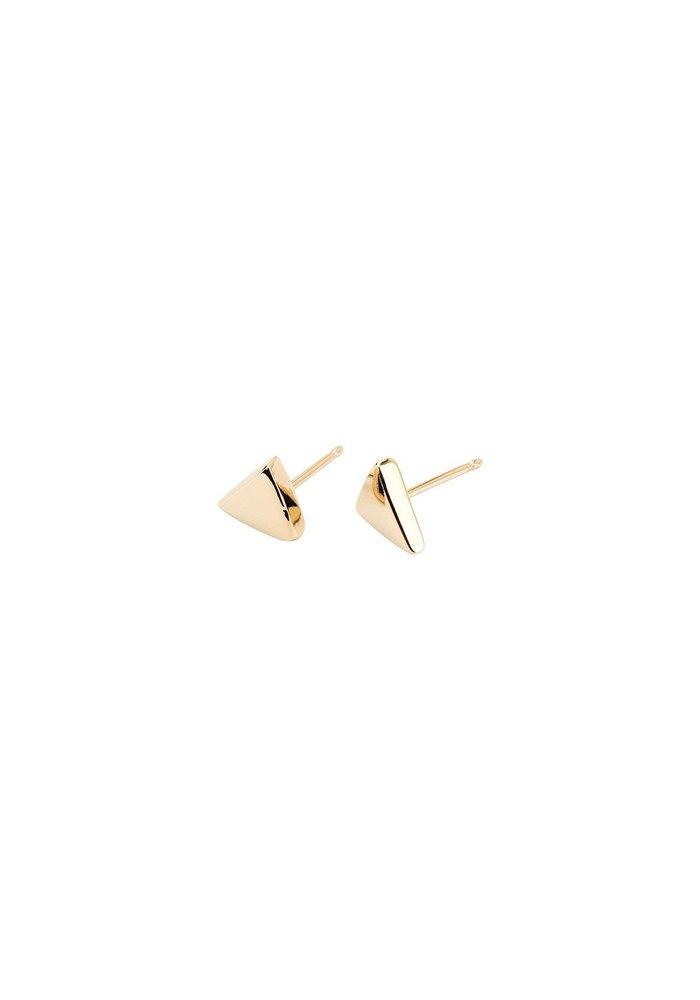 """Uno De 50 """"Upside Down"""" Earrings"""