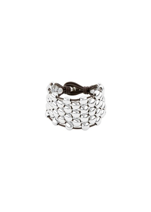 "UNO DE 50 Uno De 50 ""Emotions"" Leather Bracelet"
