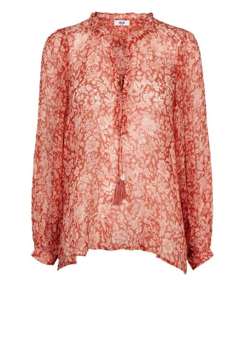 MOLIIN Moliin Emmerson Floral Shirt
