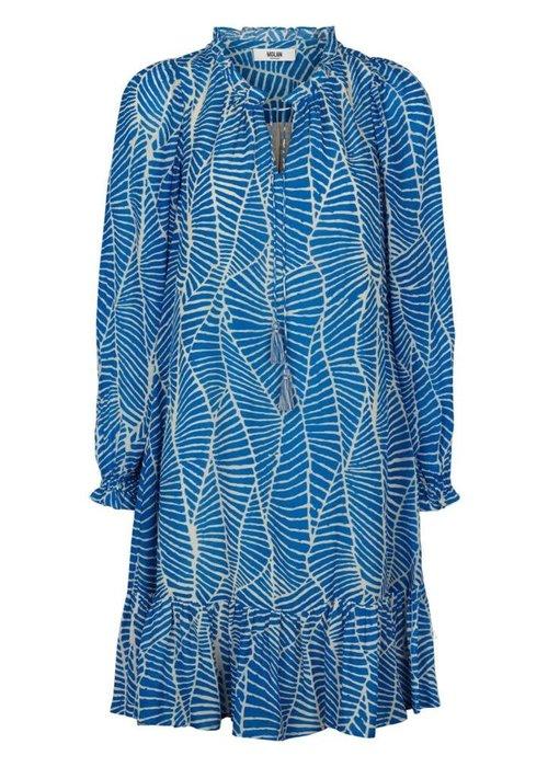 MOLIIN Moliin Otta Printed Dress