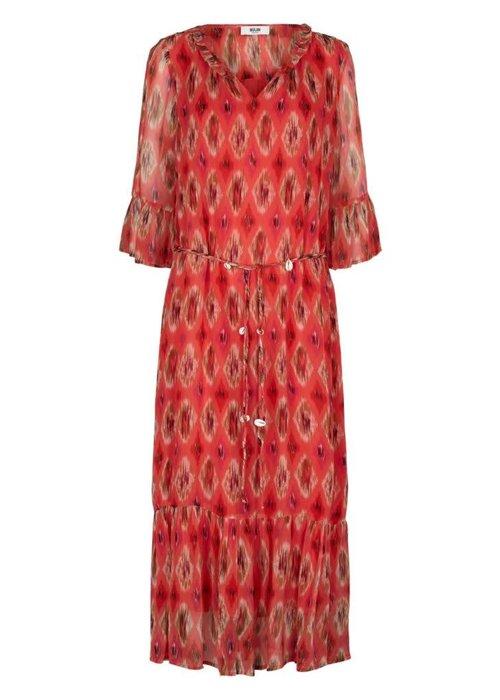 MOLIIN Moliin Vicki Printed Dress