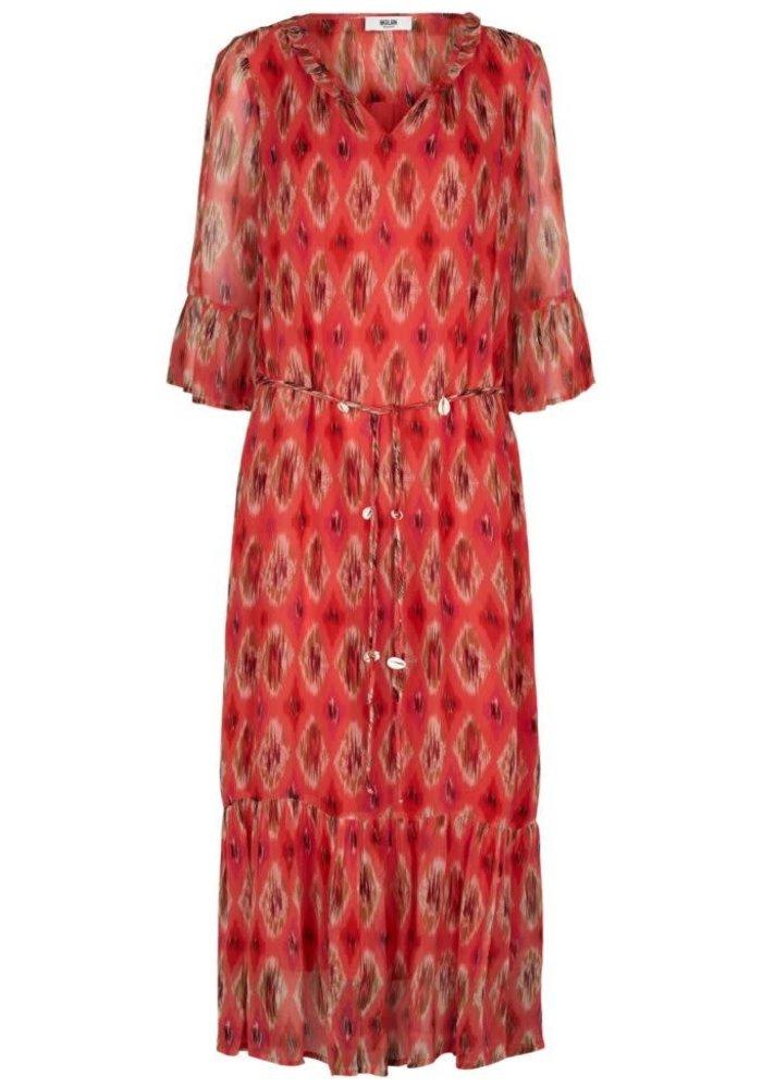 Moliin Vicki Printed Dress