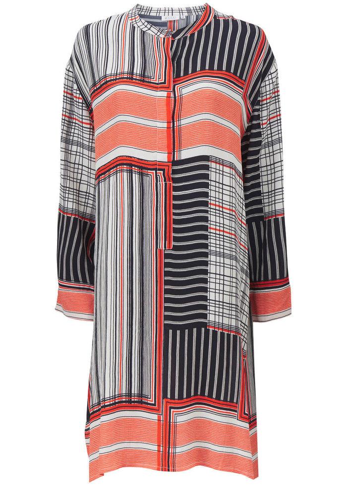Masai Nolena Stripe Shirt Dress