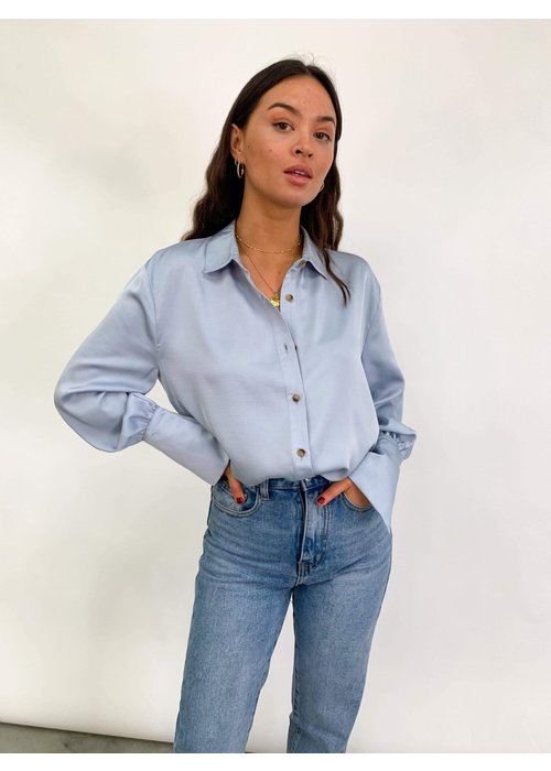 PRETTY LAVISH Pretty Lavish Naomi Relaxed Shirt