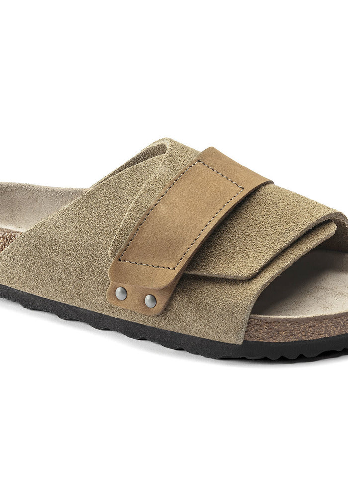 Birkenstock Kyoto Nubuck Sandals