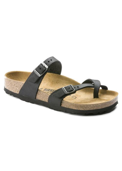BIRKENSTOCK Birkenstock Mayari Oiled Leather Sandals