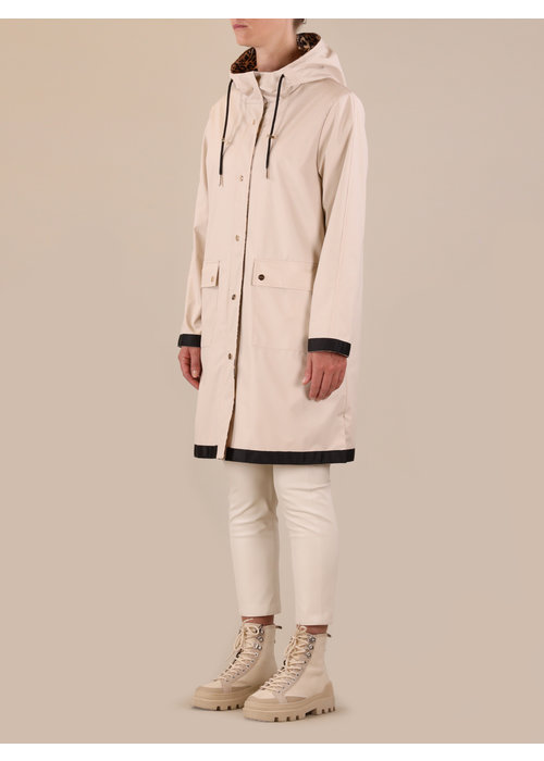 RINO & PELLE Rino & Pelle Caramba Reversible Raincoat