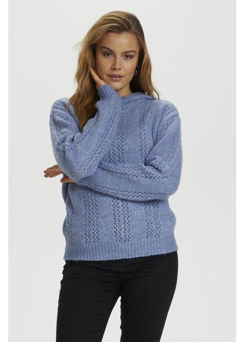 SAINT TROPEZ Saint Tropez Daisie Knit Pullover