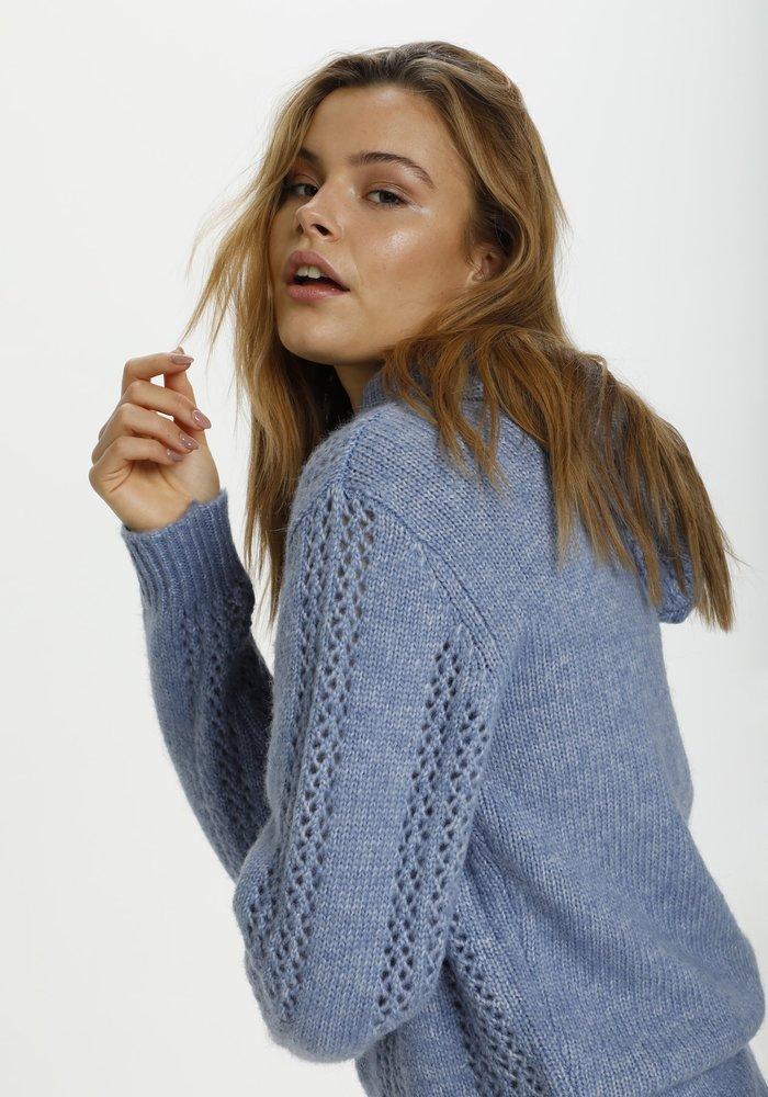 Saint Tropez Daisie Knit Pullover