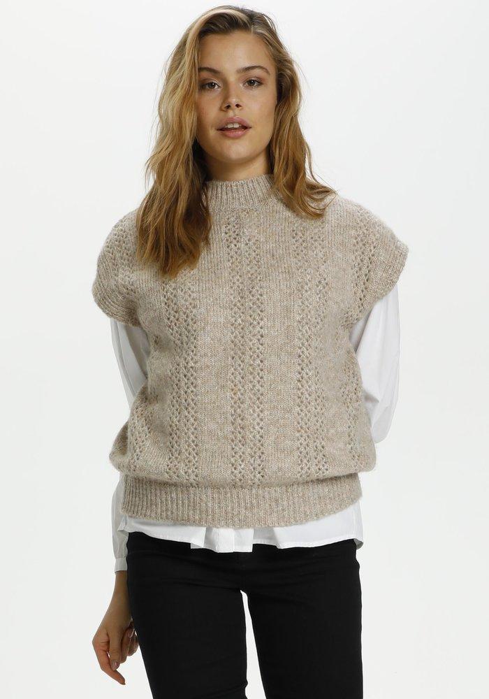 Saint Tropez Daisie Knit Vest