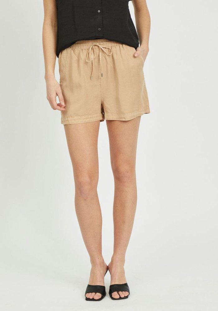 Vila Viamber Tencel Shorts