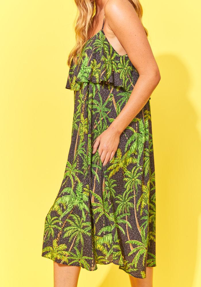 Haven Paradise Midi Dress