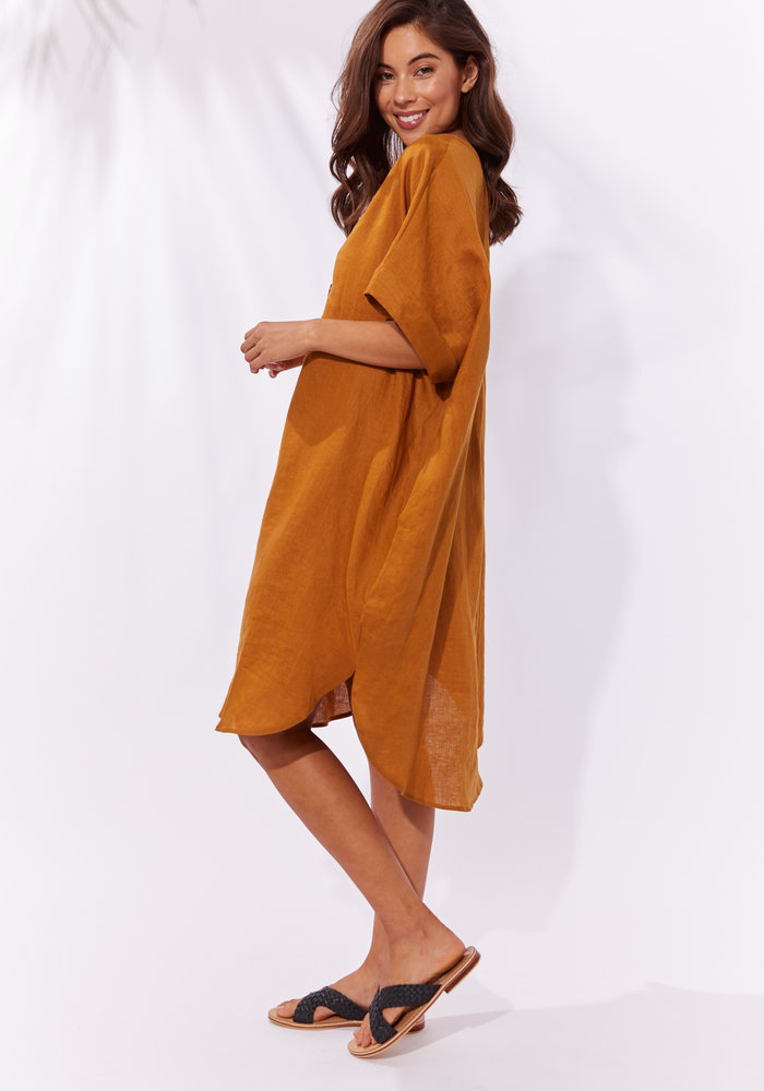 Haven Majorca Shirt Dress