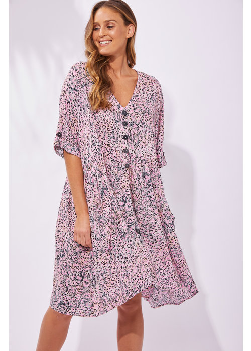 HAVEN Haven Havana Dress