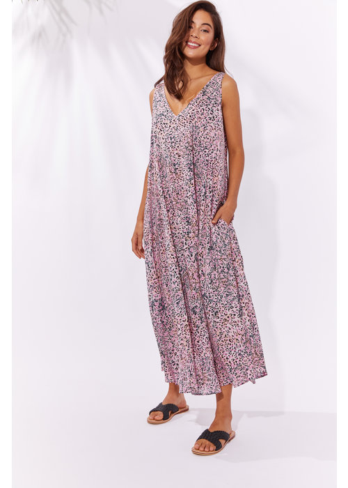 HAVEN Haven Havana Maxi Dress