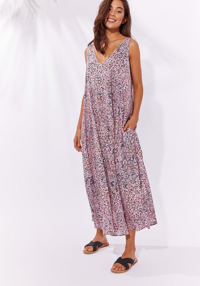 Haven Havana Maxi Dress