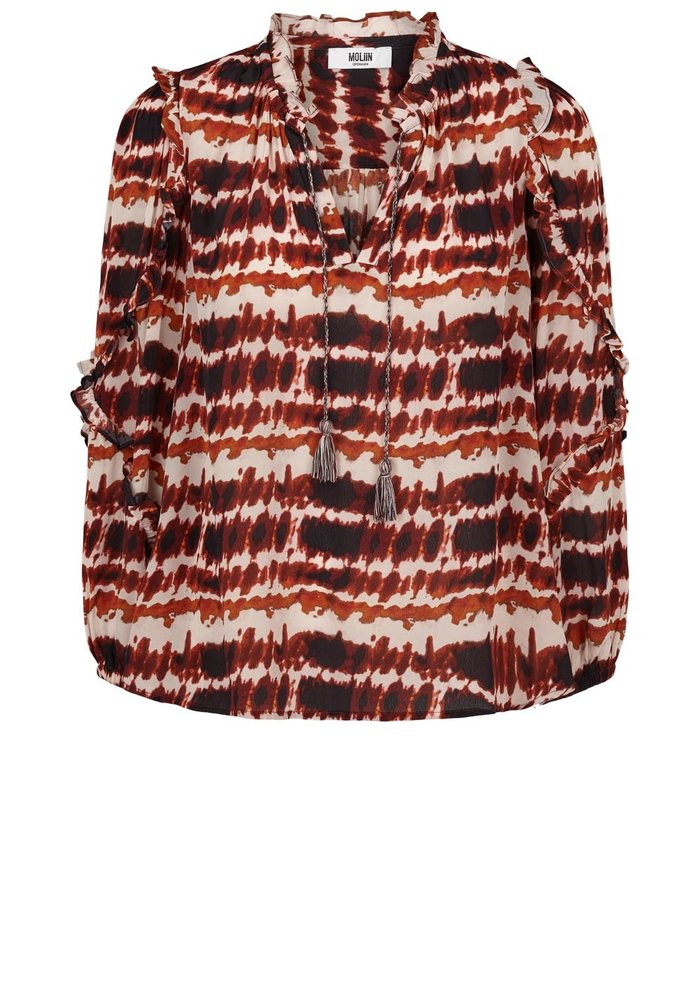 Moliin Barbara Printed Shirt