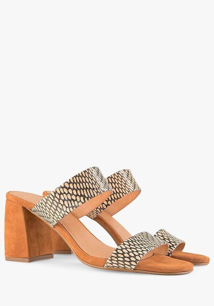 Shoe The Bear Caren Leather Mule