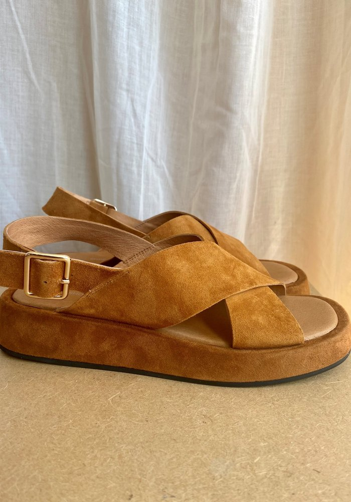 Shoe The Bear Astrid Suede Sandals