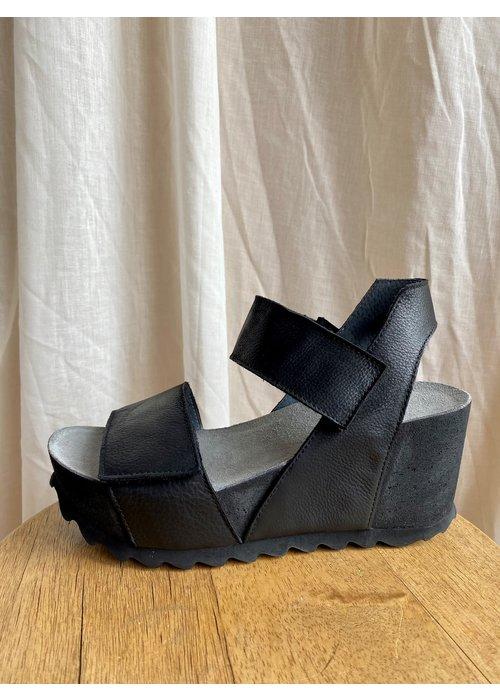 LOFINA Lofina Wedge Platform Sandals