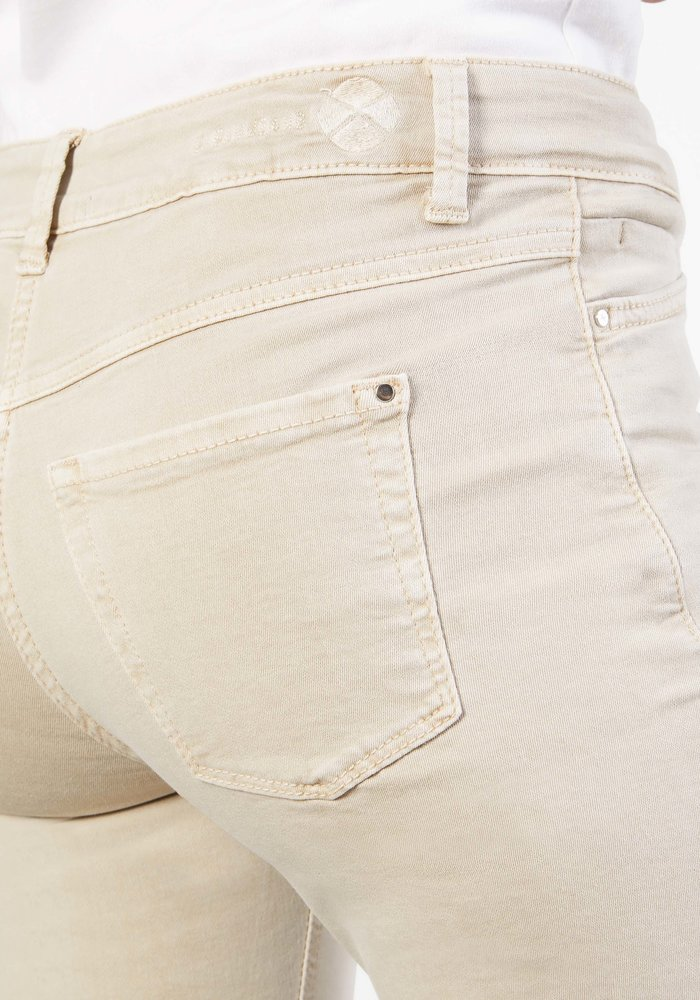 MAC Dream Chic Ankle Zip Jeans