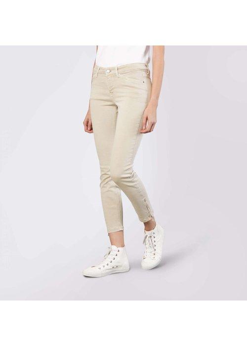 MAC MAC Dream Chic Ankle Zip Jeans