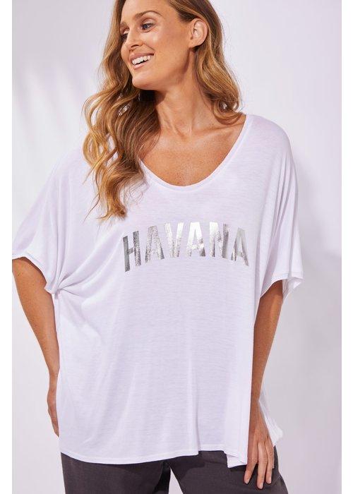 HAVEN Haven Havana Printed T-shirt
