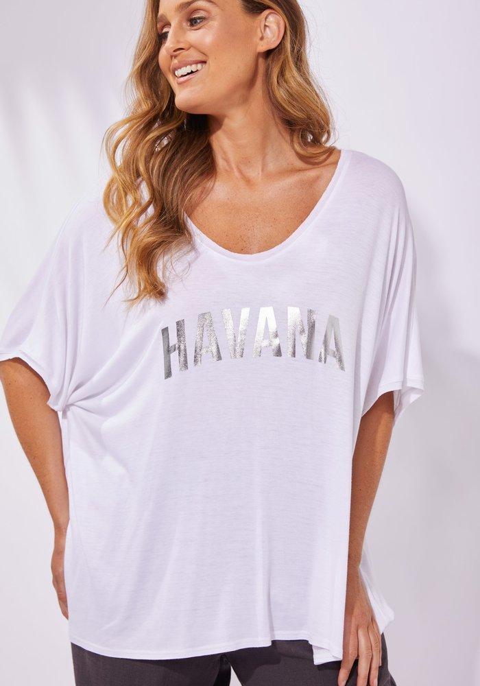 Haven Havana printed T-shirt