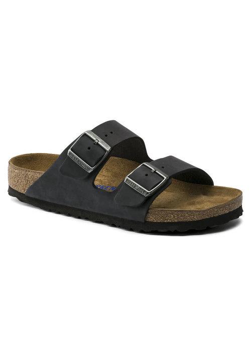 BIRKENSTOCK Birkenstock Arizona Oiled Leather Sandals